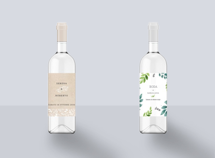 Etiquetas de vino